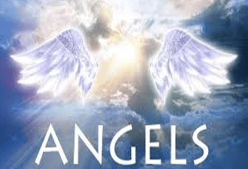 Angels Are Listening