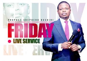 Midweek Friday Service with Prophet Shepherd Bushiri – ECG 12/10/2018