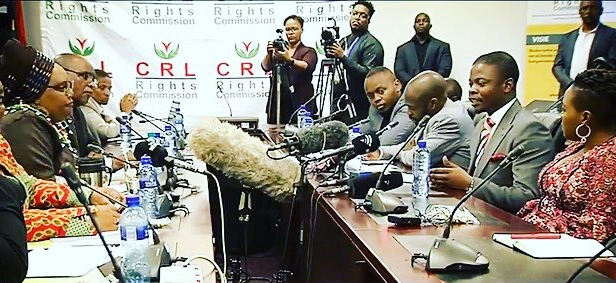 Prophet Bushiri appears before the CRL Commission