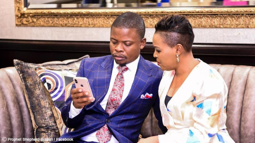 Bushiri and wife released on bail