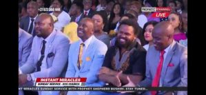 Prominent faith leaders, Govt ministers, politicians endorse Bushiri at ECG Sunday Service in Pretoria