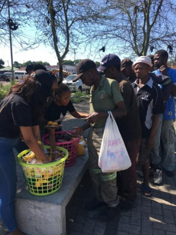Thousands celebrate Major1 birthday by giving to the needy
