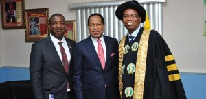 Pastor Chris Oyakhilome Donates Millions of Dollars to Nigerian University