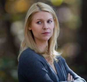 Clare Danes as Carrie Matheson
