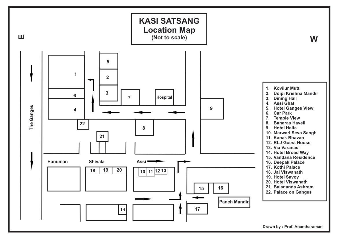 Kashi Satsang