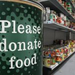 Food banks for some are a necessity. This busy Nottingham depot is shutting down in protest against the local council allegedly using its existence as a reason to deny hardship funds to local people who cannot afford to pay for basics [Independent]