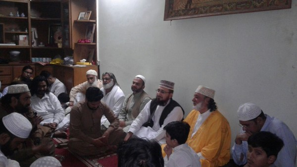 Monthly Dua Appa Ji Home 02 Nov 2017