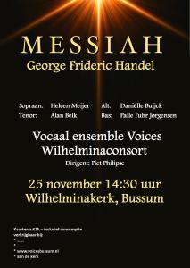 Goede Vrijdag met Vocaal Ensemble Voices @ Diependaalsekerk