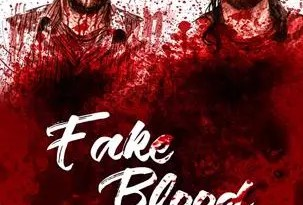 Fake Blood Poster-303x450