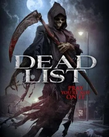 Dead List Key Art