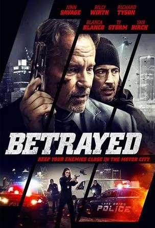 BETRAYED Poster-303x450