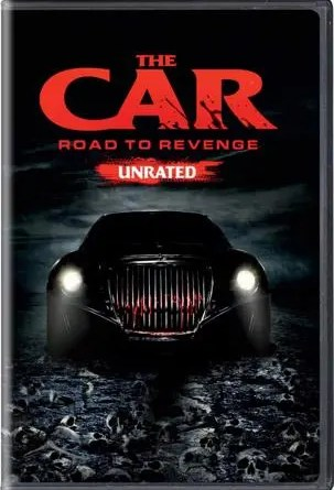 THE CAR Road To Revenge-303x450