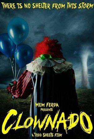Clownado Poster-303x450