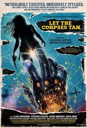 Let The Corpses Tan Poster-303x450
