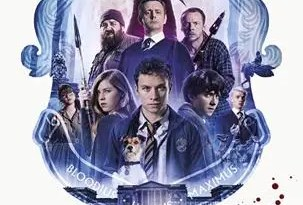 Slaughterhouse Rulez Poster-303x450