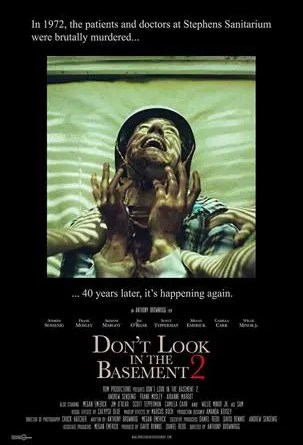 Don't Look In the Basement 2 Poster-303x450