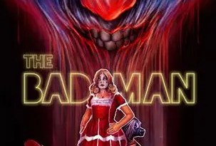 The Bad Man Poster-303x450