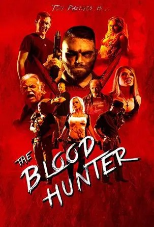 The Blood Hunter Poster-303x450