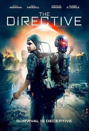 The Directive Poster-303x450