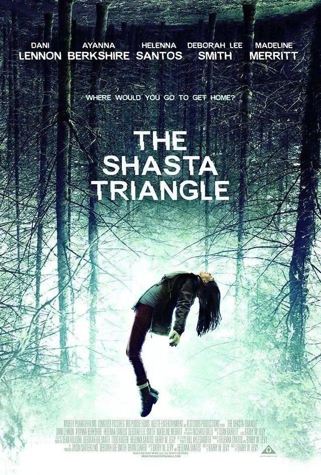 The Shasta Triangle Poster
