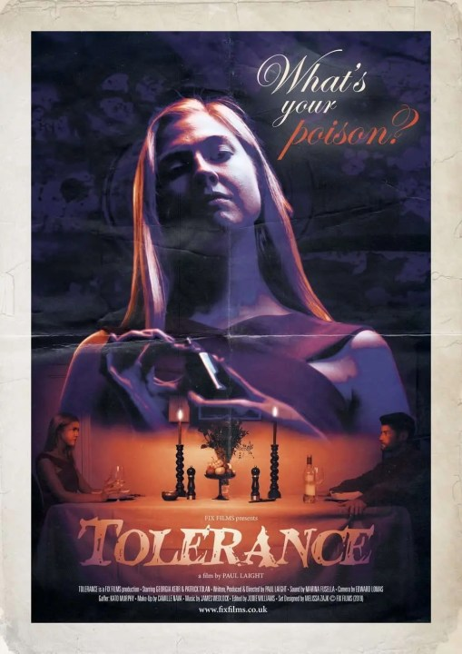 Tolerance Poster