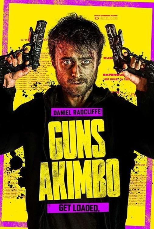 مشاهدة فيلم Guns Akimbo 2019 مترجم