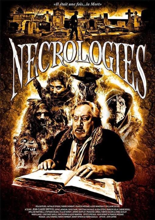 Necrologies Poster