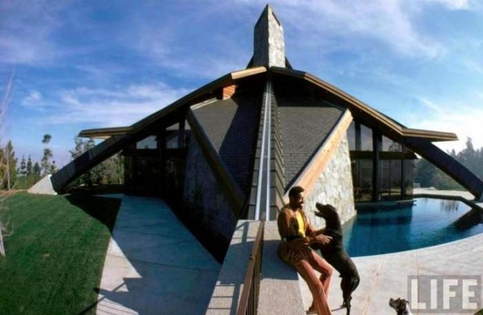Wilt The Stilt S Crib The House Of Wilt Chamberlain