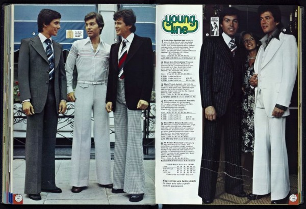 Image result for suits 1970s