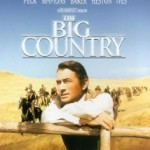 The Big Country Poster