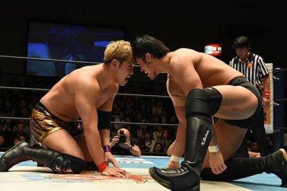 Beautiful Tragedy: The Guilt I Feel Loving Okada vs. Shibata