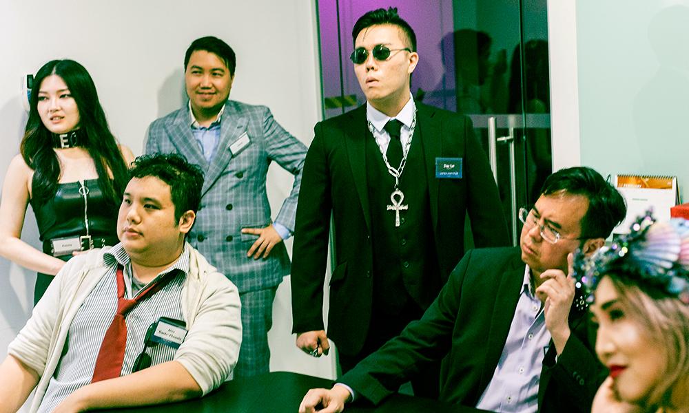 zhao yun, ventrue clan meeting