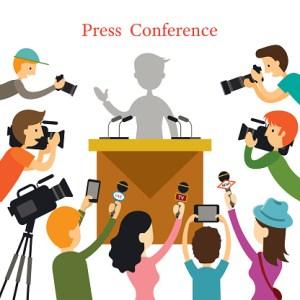 Confernece de presse