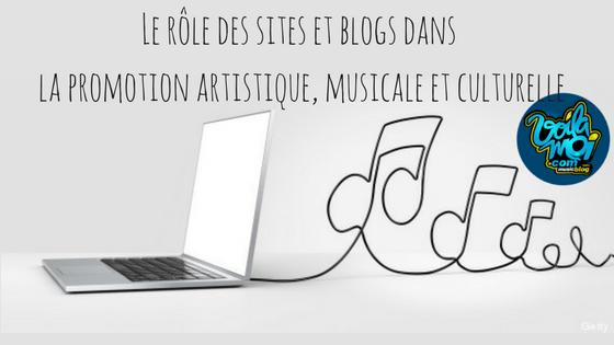 Le role des Blogs de musique