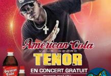 Tenor en concert a l'universite de Douala