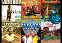 AUX ORIGINES DE LA MBOA URBAN MUSIC