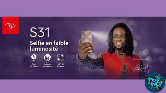 Mr Leo- ambassadeur Itel mobile