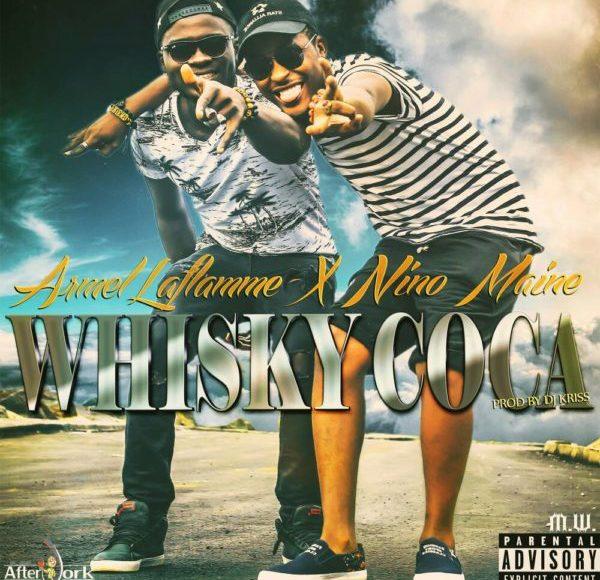 "Armel Laflamme feat Nino Maine ""Whisky coca"""