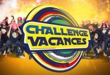 Challenge Vacances 2017