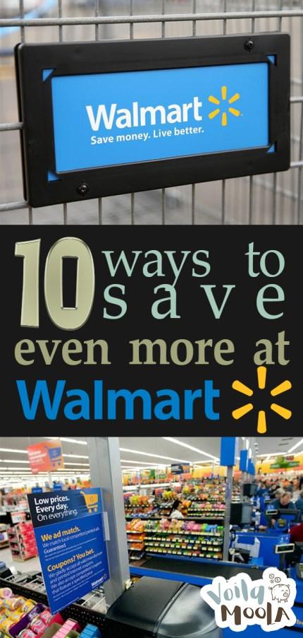 Save Money at Wal-Mart   How to Save Money at Wal-Mart   Save Money   Tips and Tricks to Save Money at Walmart