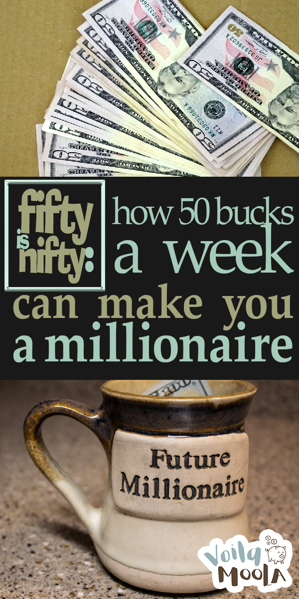 50 Bucks | Save Money | Saving Money | Saving Money Hacks | Millionaire | How to Become a Milliionaire | Tips and Tricks to Become a Millionaire