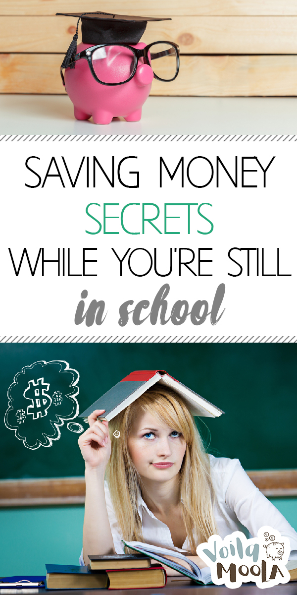 Saving Money While in School | Saving Money While You're Still in School | Save Money While You're in School | Learn How to Save Money While You're in School | Tips and Tricks to Save Money in School | Save Money | How to Save Money as a Student
