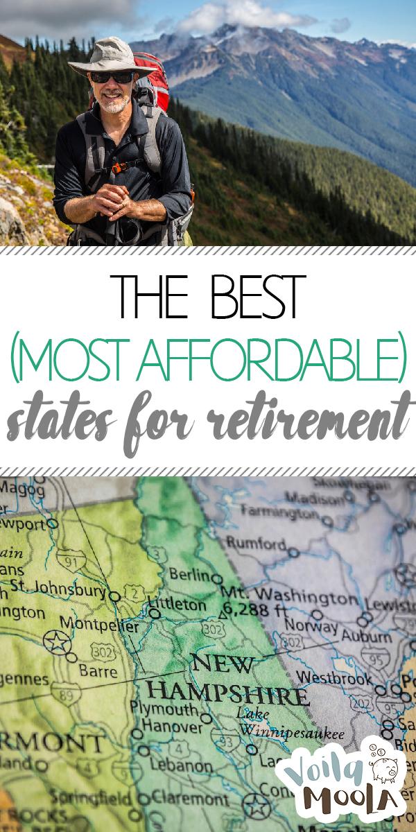 Best States for Retirement | Retirement | Retirement States | Retirement Tips and Tricks | Retirement Hacks | Retirement Ideas | States to Retire In