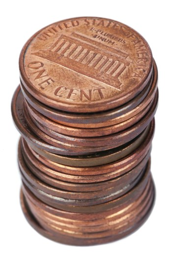 The Power of a Penny | pennies | money advice | tips and tricks | money wise | savings | how to save money
