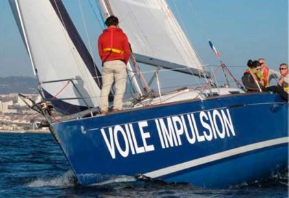 Prendre la mer et lever le voile sur le handicap