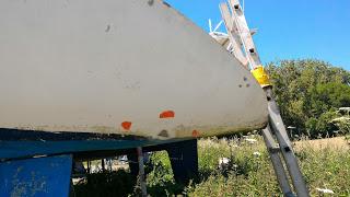 Blog rénovation croisière voilier Bénéteau First 32 Tomiak