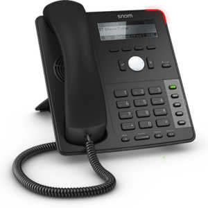 snom d715 desk telephone