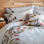 Ted Baker Bedding Highland Grey Super King Duvet Cover Voisins Department Store