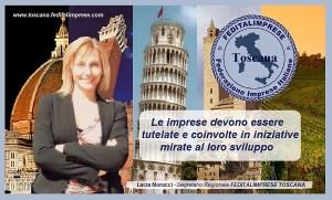 Feditalimprese toscana Lucia Morucci