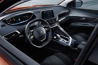 Photo intérieur nouvelle Peugeot 3008 II (2016)